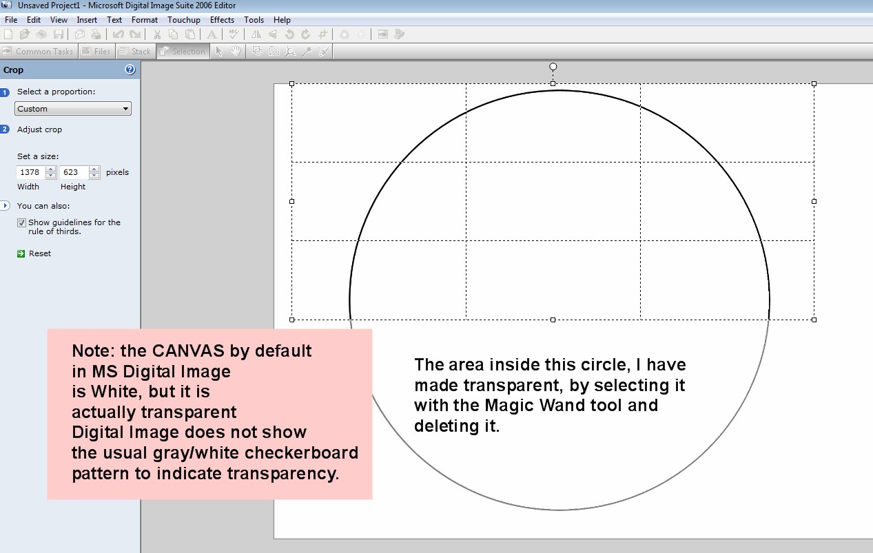 how to cut half a circle in illustrator